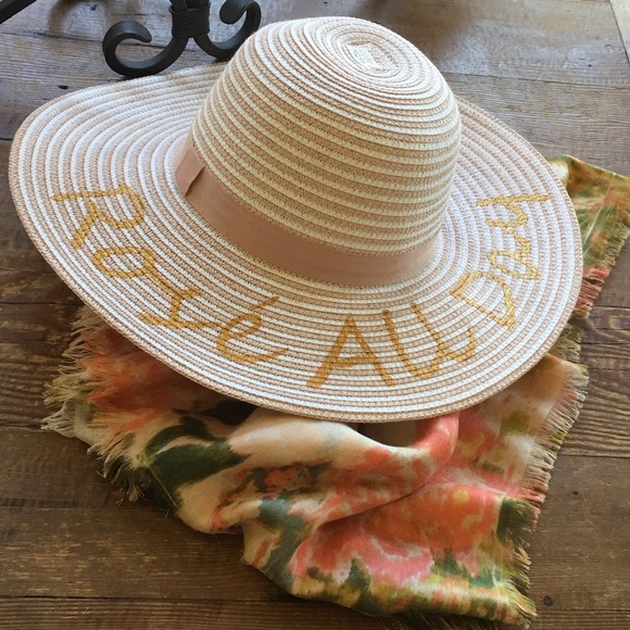 84c225afcc0f22 August Hat Company Accessories | Floppy Sun Hat | Poshmark